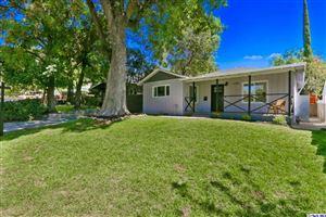 Photo of 3308 DABNEY Avenue, Altadena, CA 91001 (MLS # 318004003)