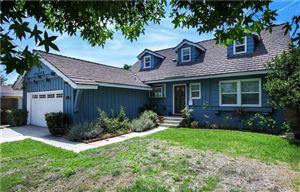 Photo of 17206 FLANDERS Street, Granada Hills, CA 91344 (MLS # SR19166003)