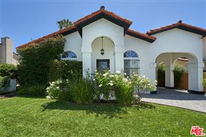 Photo of 466 South HOLT Avenue, Los Angeles , CA 90048 (MLS # 19487004)