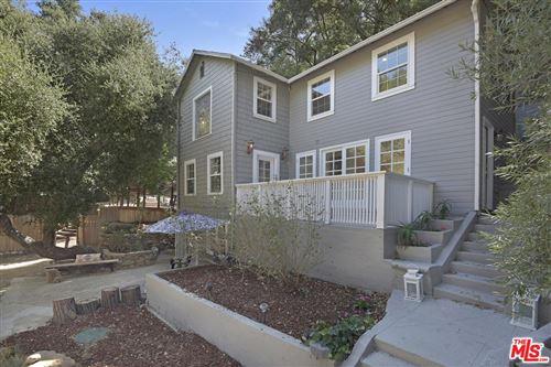 Photo of 20960 CHENEY Drive, Topanga, CA 90290 (MLS # 19517004)