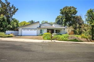 Photo of 329 FOX HILLS Drive, Thousand Oaks, CA 91361 (MLS # 218009005)