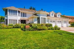 Photo of 29455 WEEPING WILLOW Drive, Agoura Hills, CA 91301 (MLS # 218012005)