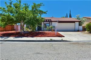 Photo of 4530 TABLE MOUNTAIN Road, Palmdale, CA 93552 (MLS # SR19172005)