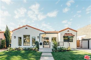 Photo of 119 North LAUREL Avenue, Los Angeles , CA 90048 (MLS # 18414006)