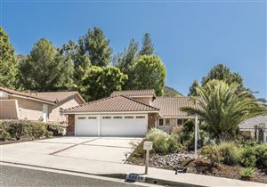 Photo of 28920 BARDELL Drive, Agoura Hills, CA 91301 (MLS # 218003006)