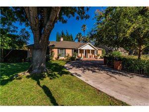 Photo of 4554 SANCOLA Avenue, Toluca Lake, CA 91602 (MLS # SR18198007)