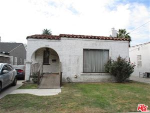 Photo of 2633 HAUSER, Los Angeles , CA 90016 (MLS # 18408008)