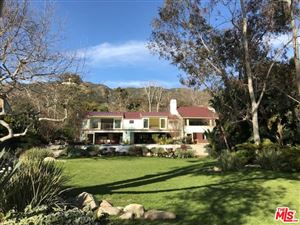 Photo of Malibu, CA 90265 (MLS # 19419008)