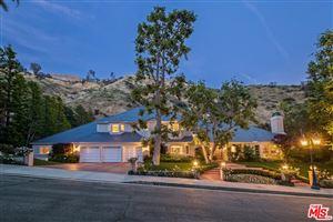 Photo of 1432 MORAGA Drive, Los Angeles , CA 90049 (MLS # 19467008)