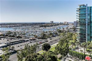 Photo of 13600 MARINA POINTE Drive #1612, Marina Del Rey, CA 90292 (MLS # 18306010)
