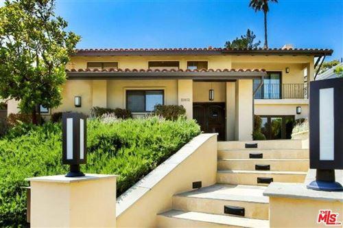 Photo of 10851 PORTOFINO Place, Los Angeles , CA 90077 (MLS # 19503010)