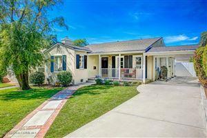 Photo of 1445 North HARDING Avenue, Pasadena, CA 91104 (MLS # 818005010)