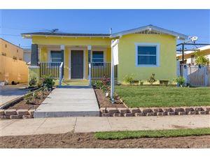 Photo of 6427 MADDEN Avenue, Park Hills Heights , CA 90043 (MLS # SR19001010)