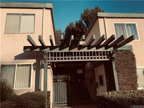 Photo of 10636 WOODLEY Avenue #42, Granada Hills, CA 91344 (MLS # SR19275010)