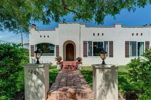 Photo of 1201 North OXFORD Avenue, Pasadena, CA 91104 (MLS # 818003011)