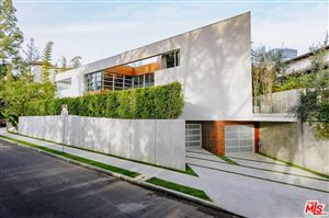 Photo of 1160 MCCLELLAN Drive, Los Angeles , CA 90049 (MLS # 18332012)