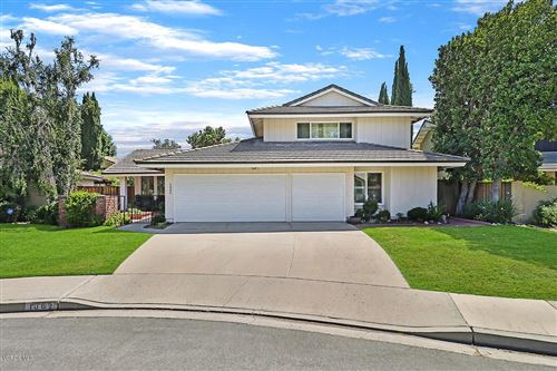 Photo of 1662 MARGATE Place, Westlake Village, CA 91361 (MLS # 219011012)