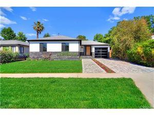 Photo of 5958 YARMOUTH Avenue, Encino, CA 91316 (MLS # SR17151013)