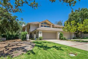 Photo of 4193 DAN WOOD Drive, Westlake Village, CA 91362 (MLS # 218007014)