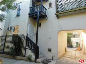 Photo of 361 North SHERBOURNE Drive, West Hollywood, CA 90048 (MLS # 18333016)