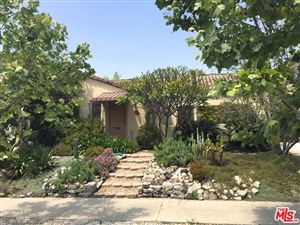 Photo of 411 North FULLER Avenue, Los Angeles , CA 90036 (MLS # 18355016)