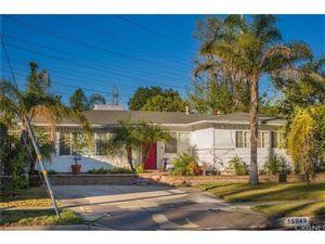 Photo of 15949 HARVEST Street, Granada Hills, CA 91344 (MLS # SR18094016)