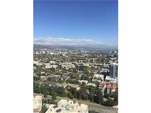 Tiny photo for 2222 AVENUE OF THE STARS #2604E, Los Angeles , CA 90067 (MLS # SR18259016)