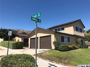 Photo of 3160 JOLLEY Drive, Burbank, CA 91504 (MLS # 319004017)