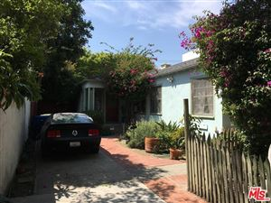 Photo of 817 North CITRUS Avenue, Los Angeles , CA 90038 (MLS # 17225018)