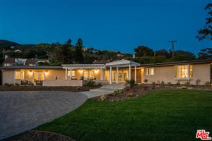 Photo of 30081 HARVESTER Road, Malibu, CA 90265 (MLS # 17298018)