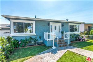 Photo of 3551 South BENTLEY Avenue, Los Angeles , CA 90034 (MLS # 18363018)