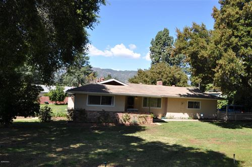 Photo of 1615 ORCHARD Drive, Ojai, CA 93023 (MLS # 220003018)