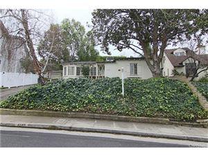 Photo of 4143 DAVANA Road, Sherman Oaks, CA 91423 (MLS # SR18065018)