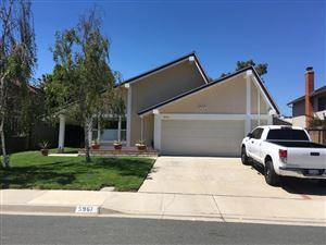 Photo of 5967 HERITAGE Place, Camarillo, CA 93012 (MLS # 218000019)