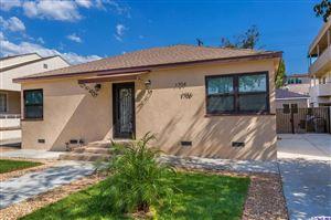 Photo of 1704 KEELER Street, Burbank, CA 91504 (MLS # 318004020)