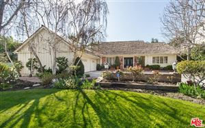 Photo of 611 North ALTA Drive, Beverly Hills, CA 90210 (MLS # 18320022)