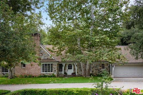 Photo of 1977 MANDEVILLE CANYON Road, Los Angeles , CA 90049 (MLS # 19512024)