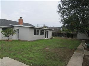 Tiny photo for 1014 WOODLAND Avenue, Ojai, CA 93023 (MLS # 218001024)