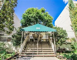 Photo of 333 North LOUISE Street #23, Glendale, CA 91206 (MLS # 318001024)