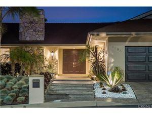 Photo of 3854 ENCINO HILLS Place, Encino, CA 91436 (MLS # SR18113024)