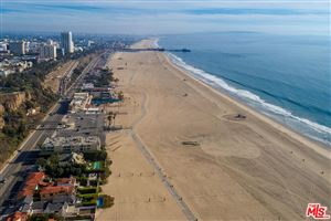 Photo of 653 PALISADES BEACH Road, Santa Monica, CA 90402 (MLS # 17290026)