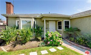 Photo of 11242 BRADDOCK Drive, Culver City, CA 90230 (MLS # 18382026)