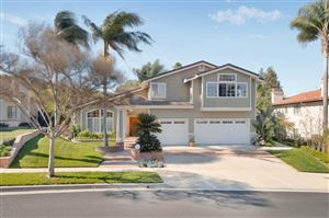 Photo of 281 GOLDENWOOD Circle, Simi Valley, CA 93065 (MLS # 219003026)
