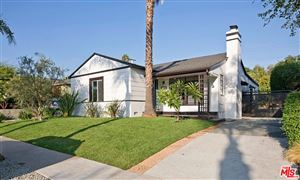 Photo of 1148 GREENACRE Avenue, West Hollywood, CA 90046 (MLS # 18390028)