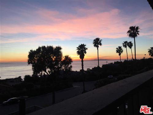 Photo of 11861 ELLICE Street #D, Malibu, CA 90265 (MLS # 19488028)
