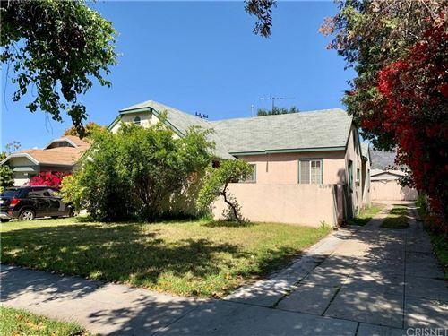 Photo of 639 West WILSON Avenue, Glendale, CA 91203 (MLS # SR20066028)