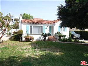 Photo of 1147 STANFORD Street, Santa Monica, CA 90403 (MLS # 18336030)