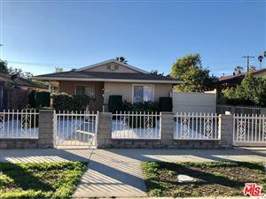 Photo of 2911 South HARVARD, Los Angeles , CA 90018 (MLS # 18416030)