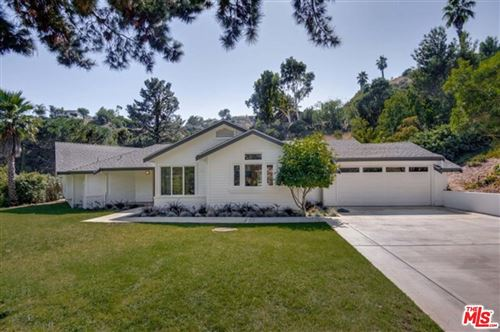 Photo of 1803 MANZANITA PARK Avenue, Malibu, CA 90265 (MLS # 20545030)