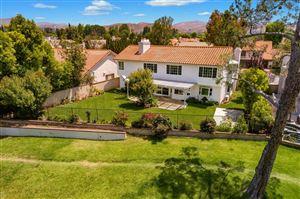 Photo of 6345 DAYLIGHT Drive, Agoura Hills, CA 91301 (MLS # 219007031)